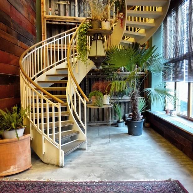 house of small wonder, berlin, germany, food, restaurant, brooklyn