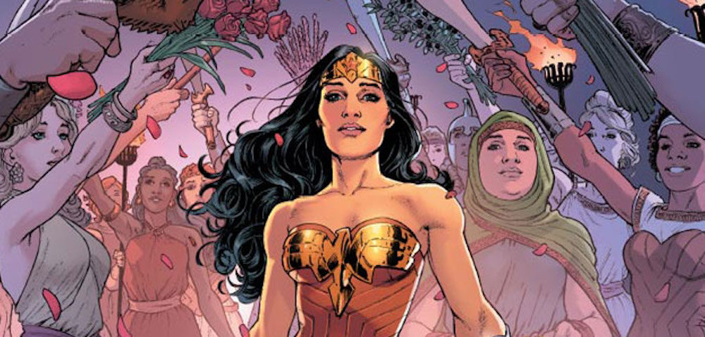 DC Comics Confirms It: Wonder Woman Is Queer!