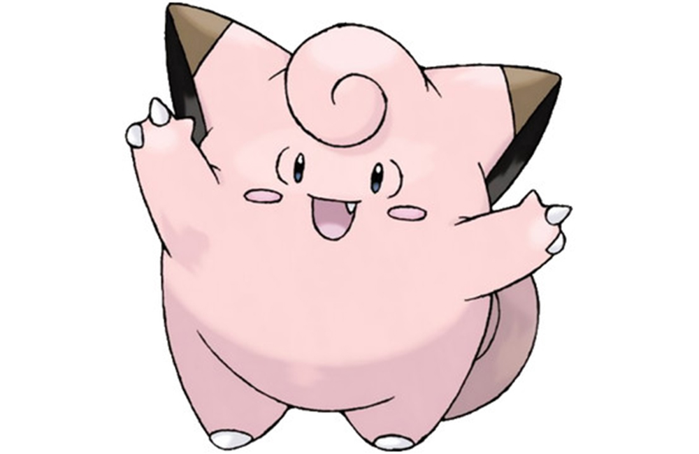 Gay pokemon clefairy