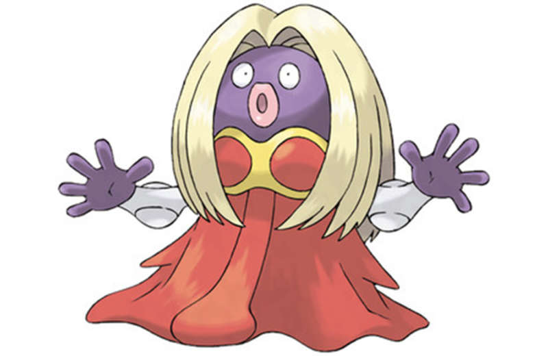 gay pokemon jynx