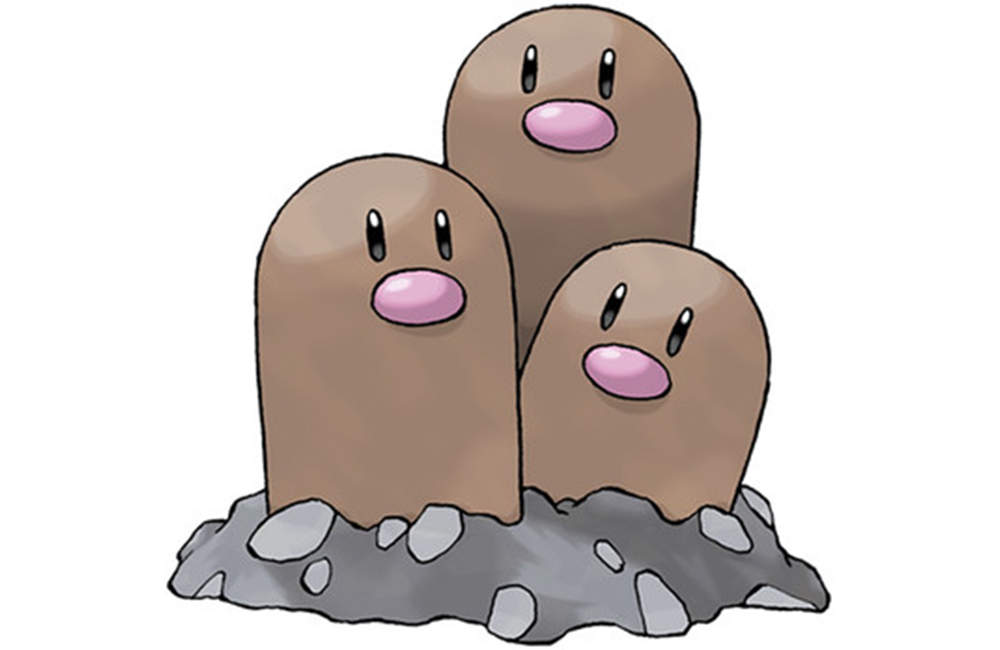gay pokemon dugtrio