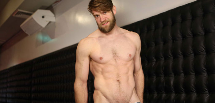 Colby Keller, gay porn, Donald Trump, shirtless, sexy, hot, muscles, shirtless