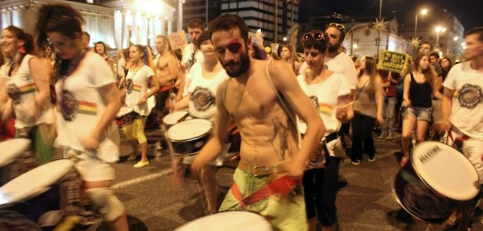 25 Photos of Queers Taking a Stand at Athens Pride 2015
