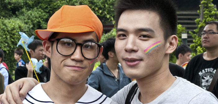 Will Taiwan Be The First Asian Country To Legalize Marriage Equality?