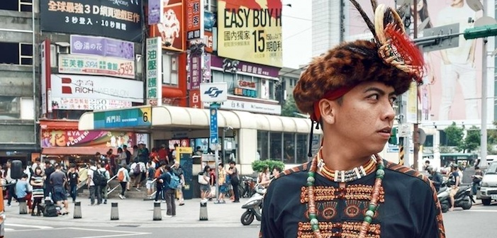 Justin, Host of Mr. Gay Taiwan, is a Warrior For Gay Rights