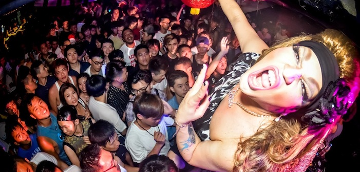 Drag Queen Bouncy Babs on how Mr. Gay Taiwan is Transcendent