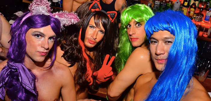 Halloween, halloween costumes, Halloween gay squad ideas