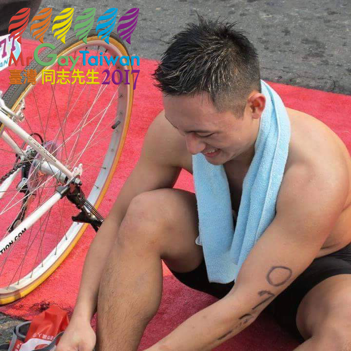 Allen, Mr. Gay Taiwan, Taiwan, Kaohsiung