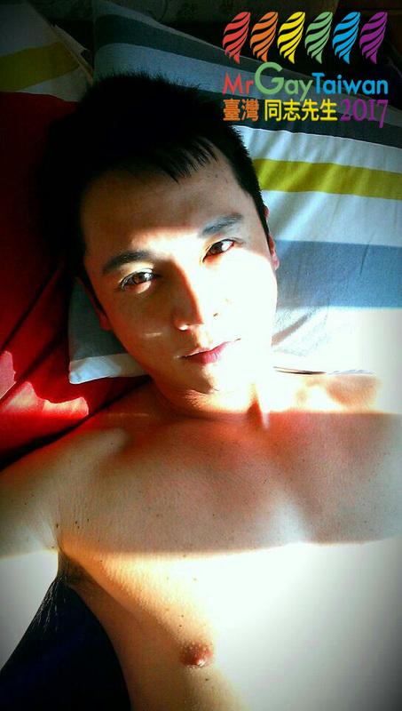 Justin, Mr. Gay Taiwan, Taiwan, Taipei