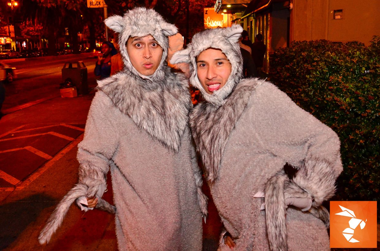 Two sexy furry animals!