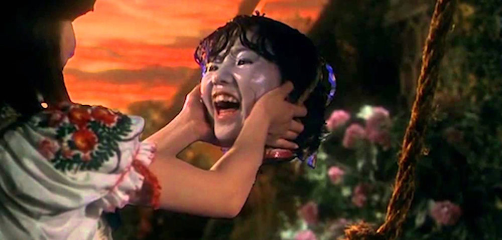 Let the Japanese Cult-Classic 'Hausu' Blow Your Mind With Weirdness