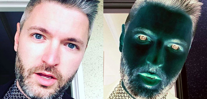 Lucian Piane, Twitter, faggot, meltdown, racist, nigger, Holocaust, mental health, RuPaul's Drag Race