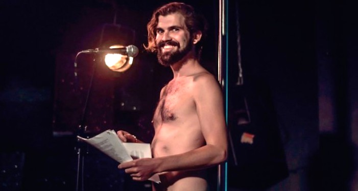 Naked Boys Reading in Berlin (Photos)