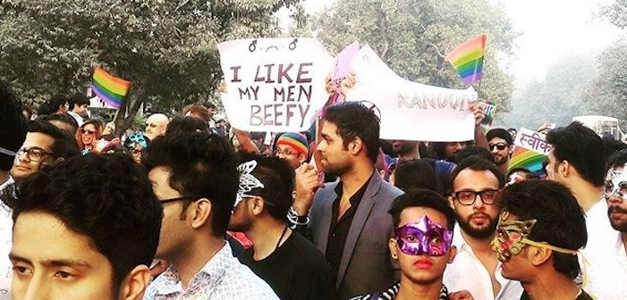 india, delhi, gay pride, pride parade