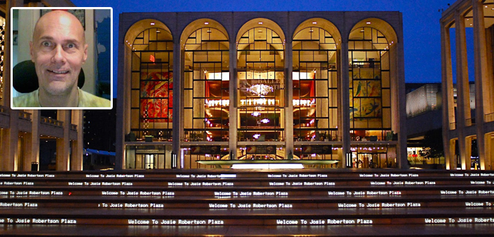 The Man Behind the Met Opera Terrorism Scare Is Totally Gay