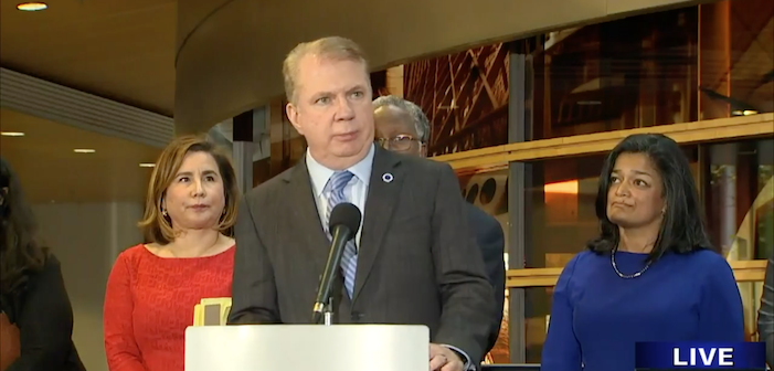 "Seattle Mayor: We Will Remain a ""Sanctuary City"" For Immigrants and Refugees"