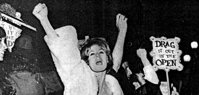transgender, drag, woman, transwoman, California, San Francisco, Compton's Cafeteria riot