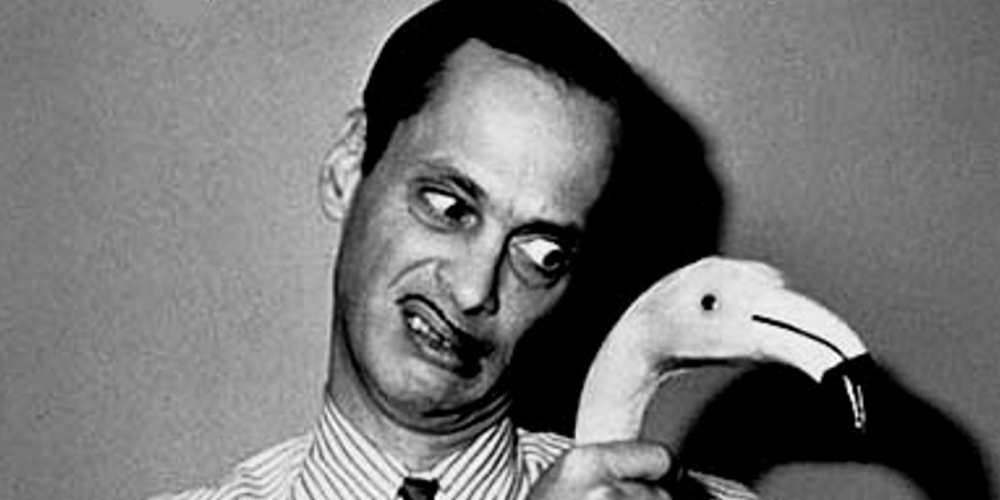 It's Damn Hard to Shock John Waters, But This Did It