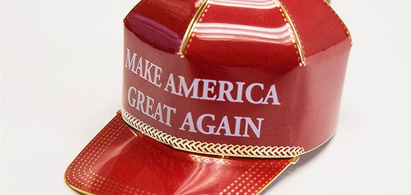 The Real 'War on Christmas' Is This $149 Trump Ornament