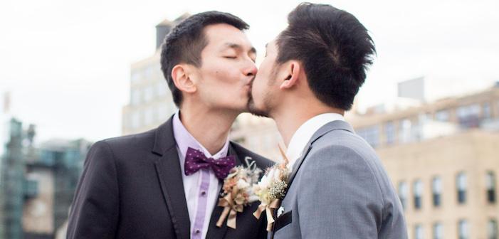 訪談:台灣同志婚姻的真實樣貌