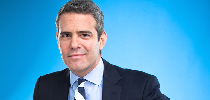 Andy Cohen Talks His Skin Cancer Scare with Kelly Ripa (Video)