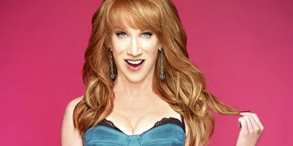 Kathy Griffin Surprises West Hollywood Target with 'Free Book Signing' (Video)