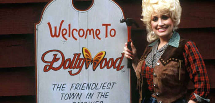 Dollywood Threatened by Tennessee Wildfire