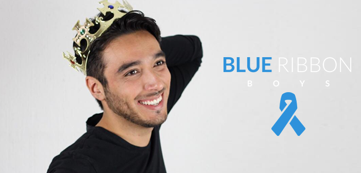 Blue Ribbon Boys: YouTube Star Tres Pacos Wants to Break the Chain of HIV Disinformation