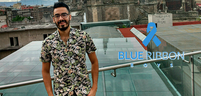 Blue Ribbon Boys: Ricardo Baruch, un activista e investigador de VIH