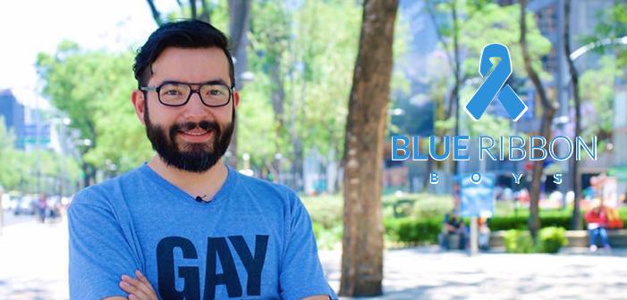 Blue Ribbon Boys: Cristian Galarza un periodista LGBT independiente