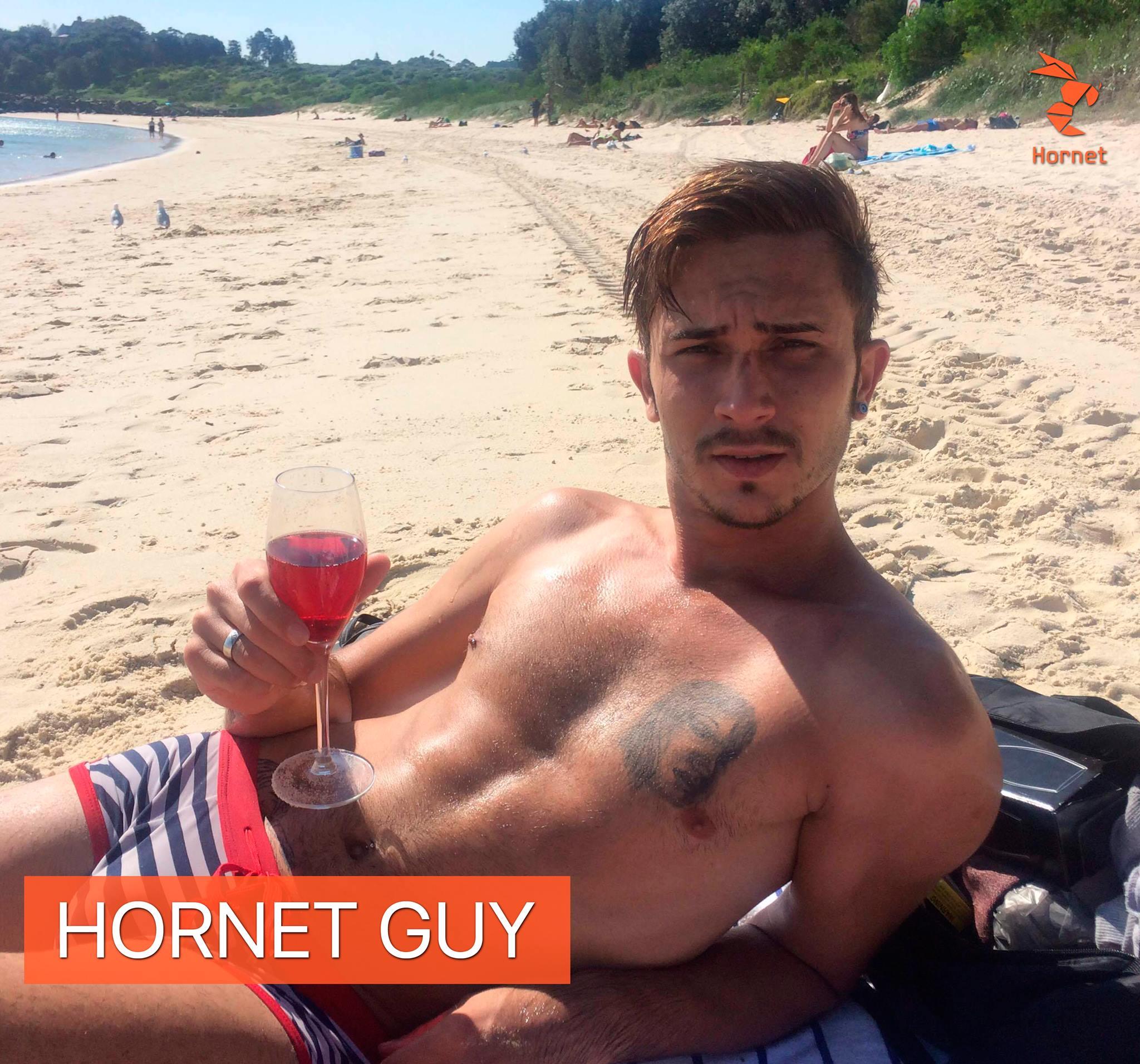 HornetGuys, Hornet Sexy Guys
