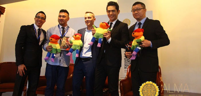 2016 Asia LGBT Milestone Awards, rainbow bears, China, LGBT, gay, activists, winners, awards