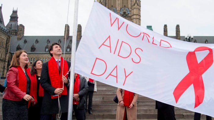 World AIDS Day, World HIV Day, Justin Trudeau, AIDS, HIV
