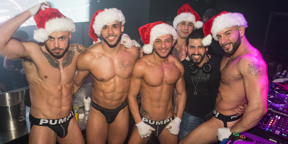Hornet and New York's POWER VERS Bring More Sexy Men to the Dance Floor (Photos)