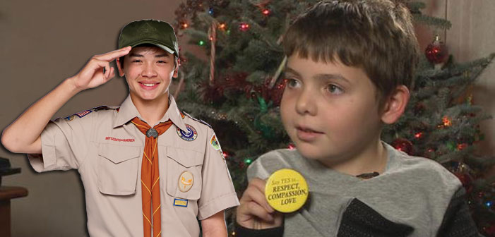 Boy Scouts of America Continues Bigoted Tradition by Kicking Out a Trans Boy