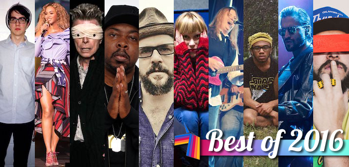 best music of 2016, best of 2016, car seat headrest, beyoncé, david bowie, a tribe called quest, drive-by truckers, cowtown, cait brennan, kevin abstract, wild beasts, bon iver