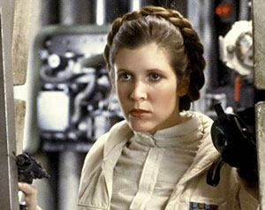 Carrie Fisher, Princess Leia, Star Wars, dies, passes away, woman, 60
