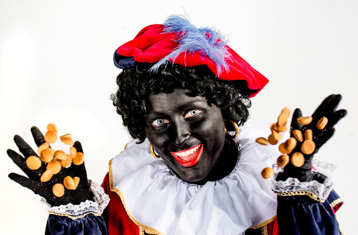 Zwarte Piet, Christmas, monster, blackface