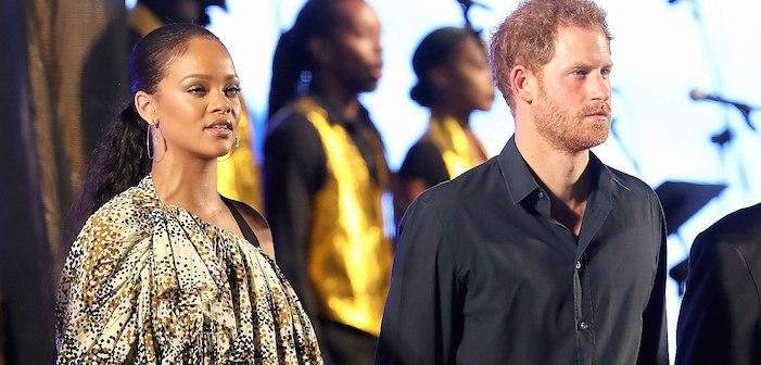 Prince Harry and Rihanna Took an HIV Test Together