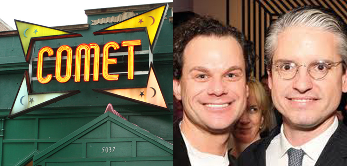 James Alefantis, Comet Ping Pong, pizzeria, owner, Pizzagate, David Brock, ex-boyfriend