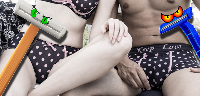 STUDY: Shaving Your Pubes Could Increase Your Risk of STDs