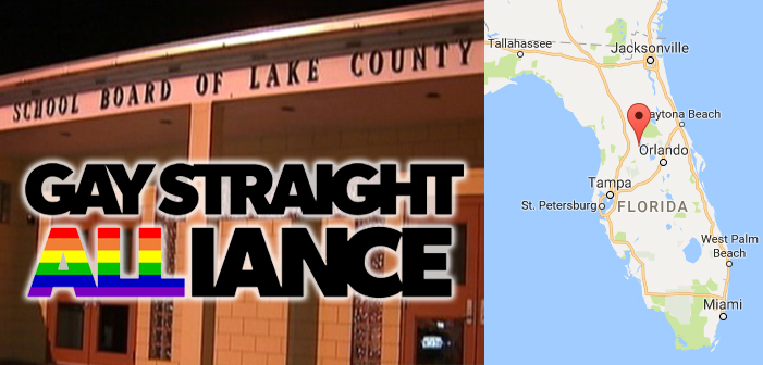 Lake County School Board, gay straight alliance, GSA, Florida, Leesburg, Carver Middle School