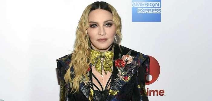 Madonna Tears Up, Tells It Like It Is in Billboard 'Women in Music' Speech
