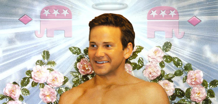 Aaron Schock, Republican, Illinois, Representative, former, Congressman, corruption, probably gay, fashion, FBI, crimes