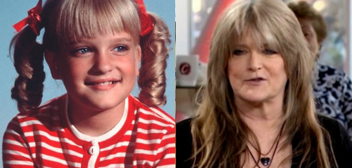 Cindy Brady Apologizes For Being a Homophobe, In Case Anyone Cares