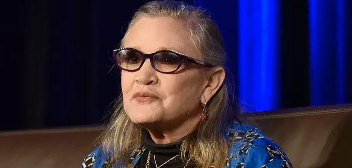 Comment Carrie Fisher a aidé la communauté LGBTQ