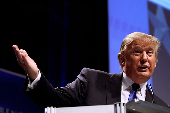 Donald Trump, world HIV, global, U.S., President, President-elect