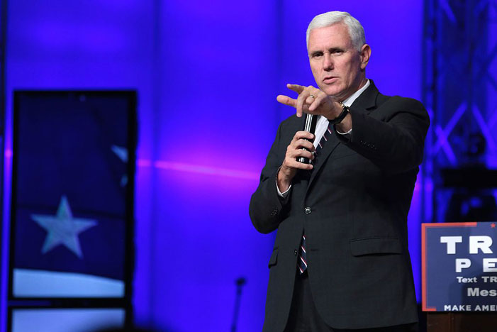 Mike Pence, Indiana, Trump, Vice President. elect