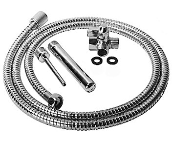 Cleanstream, shower, douching, douche, kit, hose