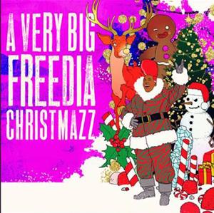 Big Freedia, Christmas, album, A Big Freedia Christmazzz, house, lights, decorations, Sissy Bounce, Queen of Bounce, black, gay